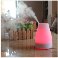 Wholesale CAROLA Ultrasonic Aromatherapy Aromatherapy Essential Oil Diffuser Humidifier Colorful LED Changing Lamp Diffuser