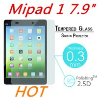 Wholesale For Xiaomi Mipad H Premium Tempered Glass Film Screen Protector quot W0J66 SYSR