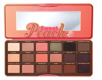 Wholesale Makeup Eye Shadow Too Faced Chocolate Bar Semi sweet Colors Professional Eyeshadow Palette DHL