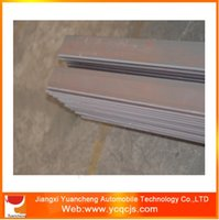 Wholesale Cultivator Blades Making Boron Steel Flat Bar