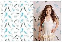 Wholesale Yame x7ft Vinyl Digital Feather Photography Studio Backdrop Background