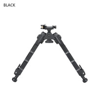 Wholesale New Arrival Tactical SR Quick Detach Bipod Aluminum High Picatinny Weaver Bipod For Outdoor Hunting Accessory CL17