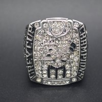 bc lions - New Fashion Silver Plated Vintage The th Grey Cup BC Lions Championship Ring Custom Sport Championship Ring Size