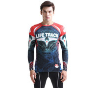 best sublimation - Top thailand quality mens Rugby shirt Jersey Best Quality sublimation cool Rugby Shirts jerseys compression topsfor sports