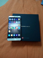 <b>Huawei</b> Mate 9 Blanco, teléfono inteligente 4G, Capacidad de la batería 4000mAh, RAM: 4G ROM: 64GB, espesor 7.9MM