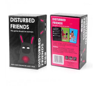 Wholesale Disturbed Friends This game should be banned Amusement Toys Party and Board Game for you having fun
