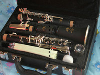 Wholesale CTE Brand High K silver KEY Clarinet With Case For Sales A12345