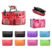 Wholesale Portable Storage Bags Washable Makeup Bags Functional Travel Bags with OPP Package