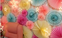 act paper - Decorate the wedding wedding party birthday decorative paper flowers marriage room room hang act the role ofing supplies paper flowers