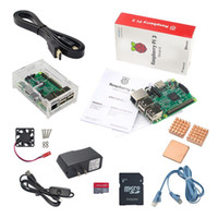 Wholesale Original Raspberry Pi Kits with wifi and bluetooth GB RAM