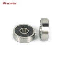 Precio de Rodamientos 5mm-Piezas de la impresora 3D 10pcs / lot 625rs Rodamientos 5 * 16 * 5mm Rodamientos de bolas profundos en miniatura del surco