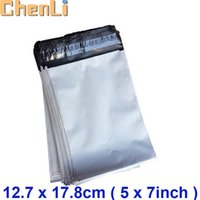 Wholesale x17 cm inch White Courier Bags Courier Envelope Shipping Bag Mail Bag CL
