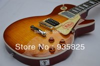 Wholesale 2016 Hot Sale Passive Closed Type Mahogany Guitars New Arrival Custom Shop Jimmy Page Electric Guitar Standard