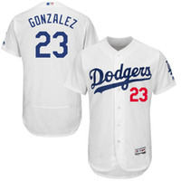 Wholesale Christmas Special Men s Los Angeles Dodgers Adrian Gonzalez Baseball Jersey White