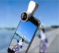 Wholesale Cell Phone Fish Eye Lens Telescopes Macro Wide Angle for all kinds of mobile phones