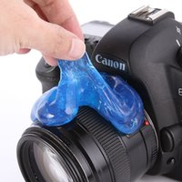 Wholesale Powerful Dust Cleaning Compound Slimy Gel Clean Mud Glue Fr Camera Lens Keyboard