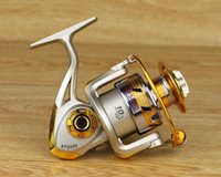 Cheap Fishing reel Distant wheel yomores 1000-7000 series spinning metal spool 10BB 5.5:1 Fly Fishing wheel left right hand conversion