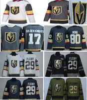 Wholesale Vegas Golden Knights Hockey Jersey Golden Knights Fleury Stitched  Embroidery Hockey Jerseys Any Name and 724aefbce