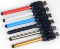Wholesale CE3 O pen BUD Battery Touch Pen mAh Vapor pen e Cigarettes for Wax Oil Cartridge Vaporizer