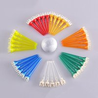 Wholesale Top Selling Crown Shape Golf Tee Holder MM Golf Plastic Tees Indoor Outdoor Sports Supplies Golfer Aid Tools MD0190