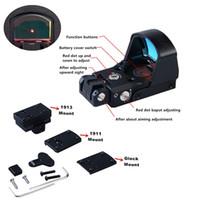 Wholesale Newest Model Style Delta Point Pro Sight with Auto Sensor Moa Dot Matte Finish Red Dot Scope Sight