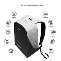 Wholesale 2017 Christmas Fashion College Backpack School Bags Unisex Backpack Outdoor Anti theft Travel Hiking Laptop Backpacks with USB charger