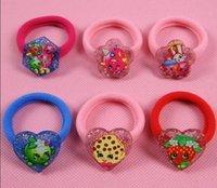 april fine - New girls fine hair bands cartoon hair accessories girls hair style headband Children gift
