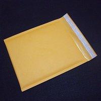 Envolturas amarillas de la burbuja de las PC de Wholesale-1 envoltura de papel del kraft de 200X250m m