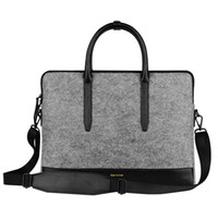 Gray Women Fasion Cartinoe 11.6 13.3 15.4 inch fancy design laptop bags women computer bag for wholesale Customized fancy laptop bags