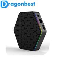 Wholesale TV Box S912 Octa core cortex A53 Kodi Pendoo T95Z PLUS Android G G G G Dual Wifi Bluetooth Gigabit Media Player