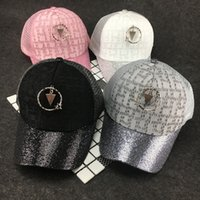 Wholesale The new ms summer baseball hat female outdoor cap shade is prevented bask in caps
