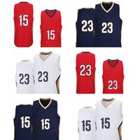 Wholesale men s new DeMarcus Cousins jersey Anthony Davis jerseys Stitched embroidery logo s xxl fast shipping