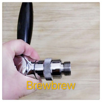 Wholesale Ball shape beer tap belgium beer faucet with G and G to choose