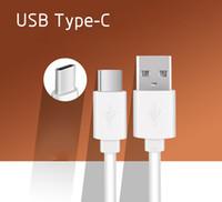 achat en gros de google blanc-Câble USB Type C, câble de synchronisation de données mâle (3,3 pi 1 m, blanc) Apple New Macbook 12 pouces, nouvelle tablette Nokia N1, Google Chrome Pixel