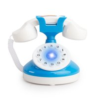 Wholesale Mini Simulation telephone educational toy for kid lovely classic electric furniture toy the best gift for children
