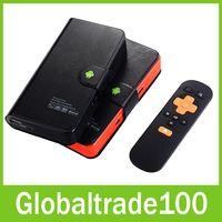 bank core - Newest CS668 Amlogic S905X Android Smart TV Box Quad Core K Mini PC Media Player Bluetooth Wireless Speaker mAh Power Bank