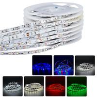 Christmas bar tape colors - m SMD3528 RGB Flexible LED Strip Light leds m IP20 IP65 IP66 DC12V Flex LED Bar Ribbon Tape Ledstrip String Colors