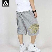 Wholesale GG Brazil EU Men Fashion Plus Size XXXL XL XL XL XL Floral Dragon Printed Casual Shorts Men Joggers