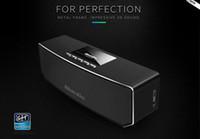 Wholesale CS4 Bluedio Mini speaker Portátil Sem Fio Bluetooth speaker Música Sistema de Som D estéreo surround