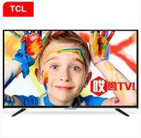 TCL 55 pouces ressources vidéo massives WeChat interconnecté Huit nucléaire androïde intelligente LED LCD TV Hélas! Smart TV 1920 x1080 résolution