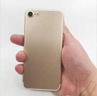 Goofón I7 Smartphone pantalla de 4.7 pulgadas MTK6580 Quad Core Andorid 6.0.1 Mostrar Falso Octa Core 3 GB RAM 32 GB ROM 16MP Cámara 3G WIFI WCDMA GPS