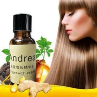 Wholesale 100 Andrea Hair Care Original Authentic Hair Growth Essence Hair Loss Liquid ml Dense Hair Growth Serum