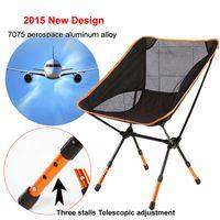 aluminium beach chairs - New Outdoor Foldable Beach Chair Portable Aluminium Alloy Chair Fishing Chair