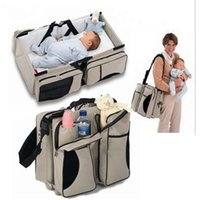 Wholesale Portable Baby Cribs Newborn Travel Sleep Bag Infant Travel Bed Cot Bags Portable Folding Baby Bed Mummy Bags