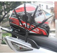 Wholesale 60cm motorcycle HELMET accessories helmets luggage net rope for LS2 FF370 FF396 FF358 JIEKAI helmet YEMA Universal helmet rope