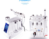 Wholesale Crystal Microdermabrasion Beauty Equipment Diamond microdermabrasion dermabrasion machine beauty salon equipment for sale portable home use