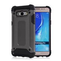 ace brand - Shield Armor Protective Phone Case For Samsung Galaxy J7 J1 ace J120 J510 Rugged Impact Defender Shockproof Anti knock Cover Cases