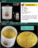 art material bag - Gold powder Pigment for DIY nail art decoration g bag decorating material Metal Powder Paint Gold paint pigment