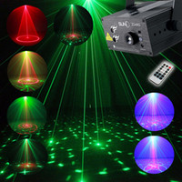 Wholesale HOT mW FULL COLOR RGB LASER STAGE LIGHTING RED GREEN BLUE LED DJ Disco Light