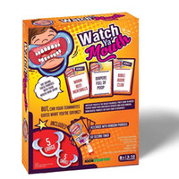 bearing guard - Party Game Board Game Watch Ya Mouth Game cards mouthopeners Family Edition Hilarious Mouth Guard